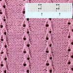 """Летом тоже красиво смотрятся легкие вязание вещи, а если в кофте много """"дырок"""" вней еще и не жарко. Предлагаем вам подборку нескольких ажурных узоров со схемами для вязания спицами."""