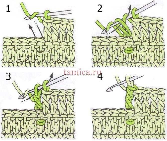 Вяжем крючком пинетки-мокасины