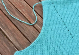 Вязание рукава спицами снизу для начинающих: необходимые расчеты