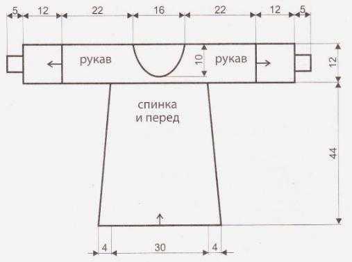 plate spicami dlja devochki 6 let vykrojka - Вязаные спицами платья для девочек