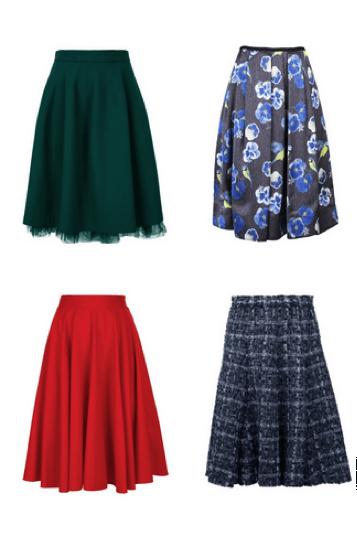 Шьем юбку-полусолнце