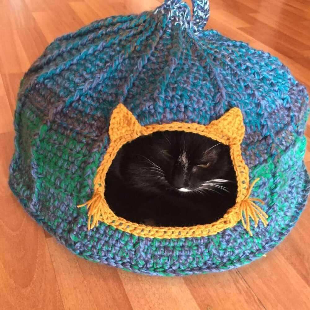 Избёнка для котёнка
