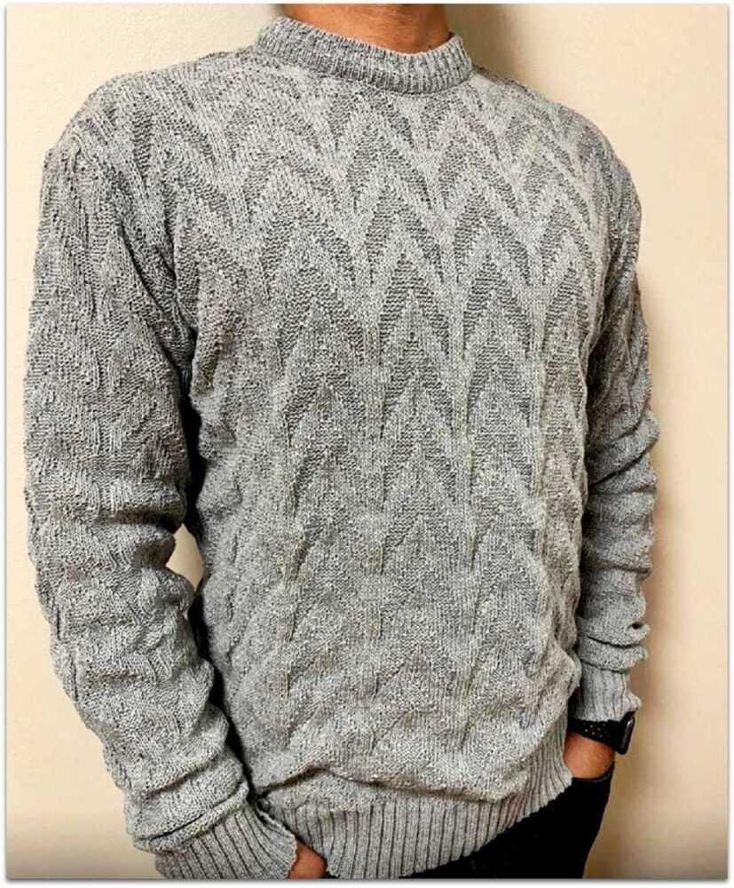 Мужской свитер №2