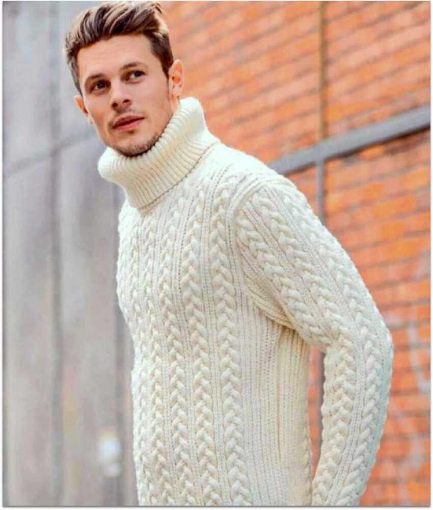 Мужской свитер №4