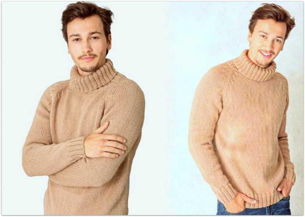 Мужской свитер №5
