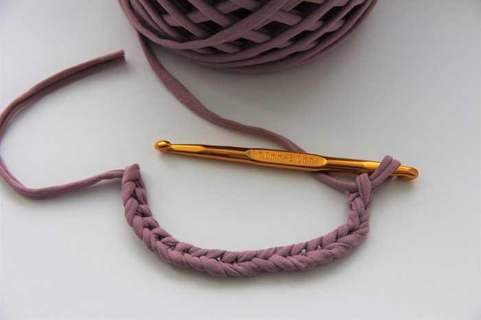Тапочки из трикотажной пряжи Рукоделие с процессом, Тапки, Длиннопост, Вязание, Вязание крючком
