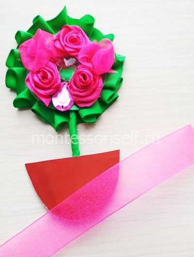 Розовая ленточка
