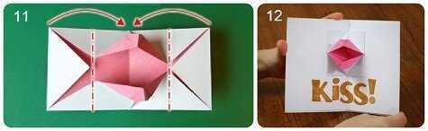 Как сделать валентинку своими руками