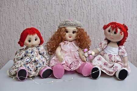 Как сделать тряпичную куклу самостоятельно с нуля. Советы начинающему мастеру