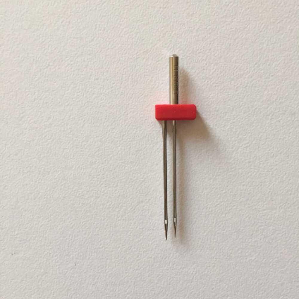 Двойная игла, ширина 2 мм