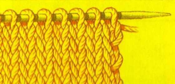 Скрещенные кромочные петли