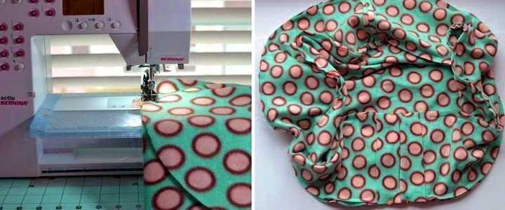 шитье лежака