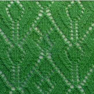 Весеннее вязание - нарядные ажуры для вашего будущего лета и схемы к ним.