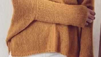 пуловер от Лана Гросса
